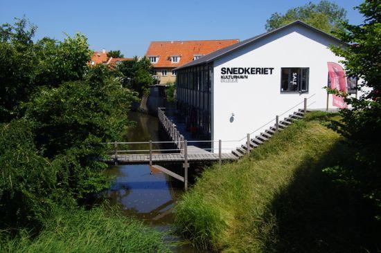 Snedkeriet kulturhavn Gilleleje