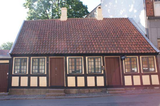 H.C.Andersens Barndomshjem