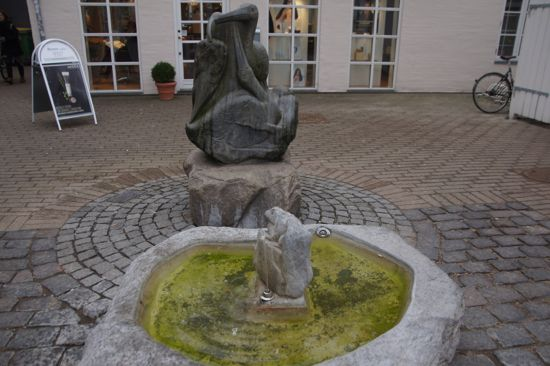 Skrubtudsen i Odense
