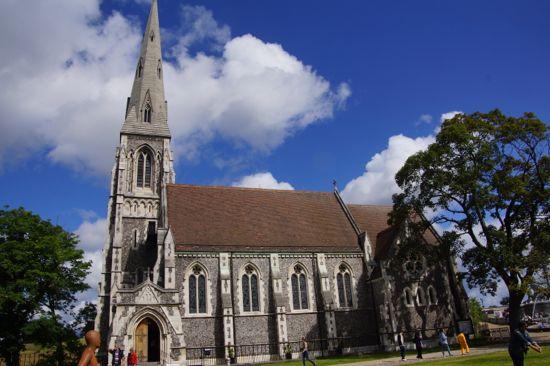 Den Engelske Kirke St. Albans Kirke