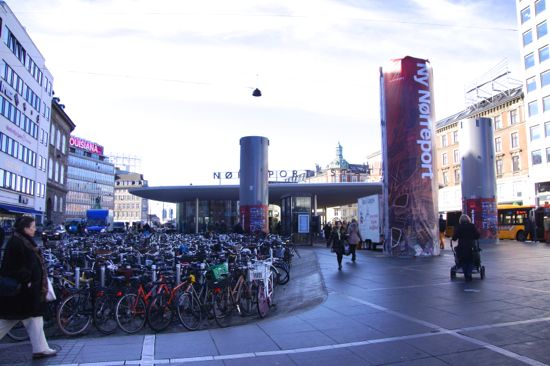Nørreport Station