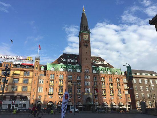 Palace Hote i København