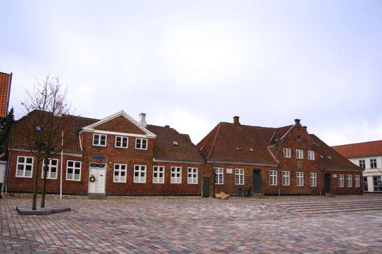 Den Gamle Latinskole i Ribe