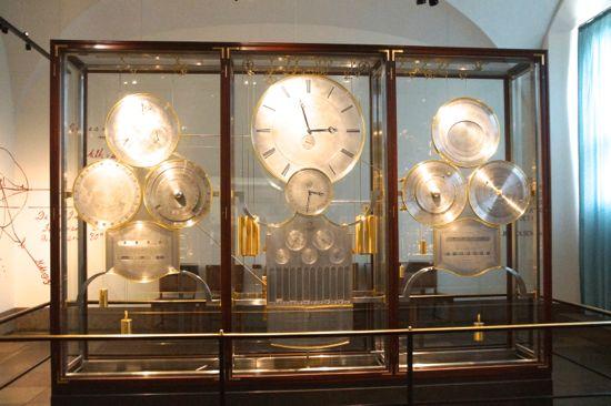 Jens Olsens verdenskendte ur