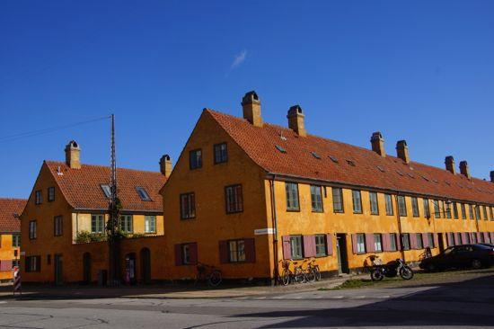 Nyboder i København