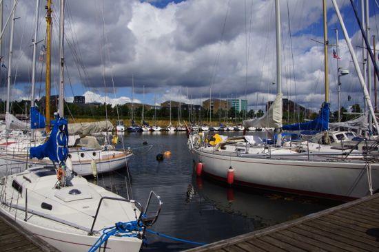 Lystbådeghavnen i København