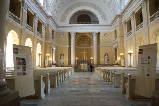Christiansborg Slotskirke i København