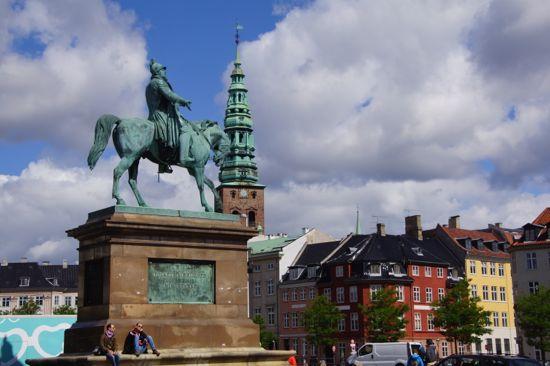 Rytterstatuen af Frederik 7